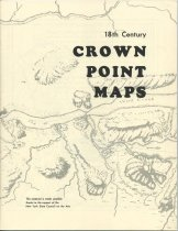 Image of 18th Century Crown Point Maps - Crown Point Foundation