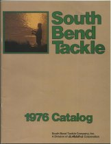 Image of 1976 Catalog / South Bend Tackle - South Bend Tackle Company