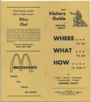 Image of 1971 Visitors Guide to Herkimer County : Where to Go, What to Do, How to Find it in Scenic, Historic, Picturesque, Vacationable, Friendly Herkimer County - Chamber of Commerce (Herkimer County, N.Y.)
