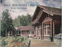 Image of Blue Mountain Lake in the Adirondacks - Previews Incorporated