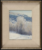 Image of Hoar Frost - Painting