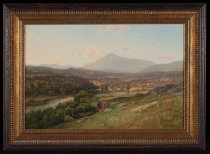 Image of Whiteface From Wilmington Valley - Painting