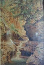Image of Ausable Chasm - Print