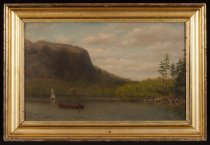 Image of Lower Ausable Lake - Painting
