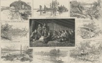 Image of Views in the Adirondacks - Print