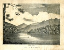Image of View of Mt. McMartin - Print