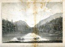 Image of View At Lake Colden - Print