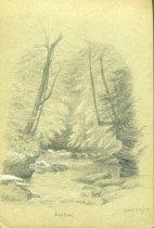 Image of [Rock Run] - Drawing