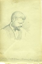 Image of [Uncle Frank Allen (Francis Richmond Allen] - Drawing