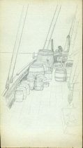 Image of [Untitled: Barrels] - Drawing