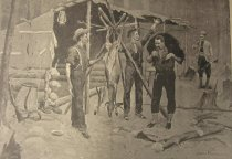 Image of A Good Days Hunting in the Adirondacks - Print