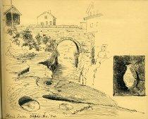 Image of [Glens Falls] - Drawing