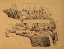 Image of [Birmingham Falls] - Drawing