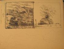 Image of [Elizabethtown / Hurricane Mt. 3900 ft.] - Drawing