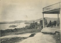 Image of [Merwin's Blue Mountain Lake House] - Collotype