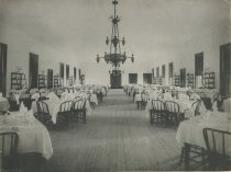 Image of [Dining Room, Prospect House] - Collotype