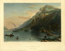 Image of Black Mountain. (Lake George.) - Print