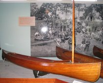 Image of Canoe, Sailing
