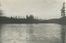 Image of North Bay from Watch Island, Forked Lake, Adirondacks, N.Y. - Collotype