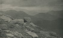Image of View from Top of Mt. Marcy, Adirondacks, N.Y. - Collotype