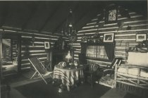 Image of Camp Fairview, Raquette Lake, Adirondacks, N.Y. - Collotype