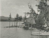 Image of Duryea's Cottage, Blue Mountain Lake, Adirondacks, N.Y. - Collotype