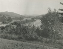 Image of The Upper Hudson from North Creek, Adirondacks, N.Y. - Collotype