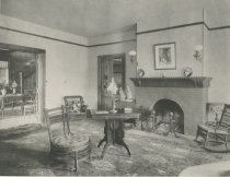 Image of Parlor in the Cottage, Prospect House, Blue Mountain Lake, Adirondacks, N.Y. - Collotype