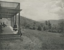 Image of Looking South from Merwin's, Blue Mountain Lake, Adirondacks, N.Y. - Collotype