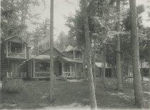 Image of Echo Camp, Raquette Lake, Adirondacks, N.Y. - Collotype