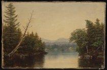 Image of Adirondacks, Blue Mountain Lake - Painting