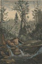Image of Calamity Pond Brook - Print