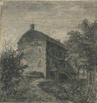 Image of [Old Coeymans Mansion] - Print