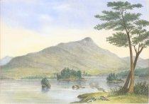 Image of Lake Janet, Hamilton Co. New York - Print