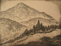 Image of Mt. Whiteface--Adirondacks - Print