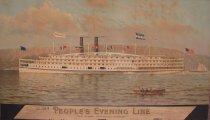Image of Adirondack: People's Evening Line - Print