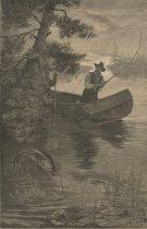 Image of New York - Fishing in the Adirondacks - Print