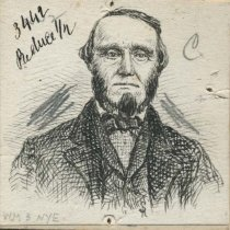 Image of William B. Nye - Drawing