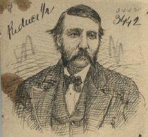 Image of Ned Buntline - Drawing