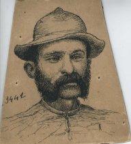 Image of Charlie Blanchard - Drawing