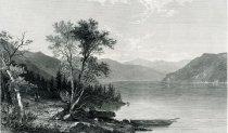 Image of Lake George. - Print