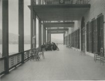 Image of At the Prospect House, Blue Mountain Lake, Adirondacks, N.Y. - Collotype