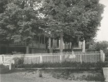 Image of Russell Cottage, Schroon Lake, Adirondacks, N.Y. - Collotype