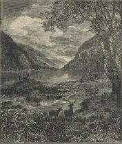 Image of Edmonds's Pond. - Print