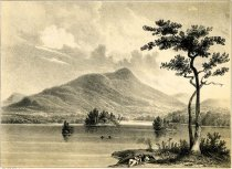 Image of Lake Janet, Hamilton Co. New York - Print
