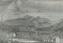 Image of [A View of Mountains] - Print