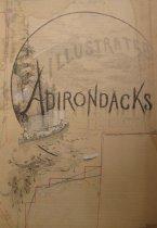 Image of The Adirondacks: Illustrated - Drawing