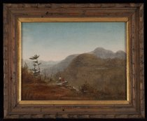 Image of Summit Rock, Indian Pass - Painting