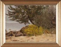 Image of Lake George - Painting