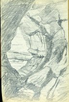 Image of [Cooper's Cave] - Drawing